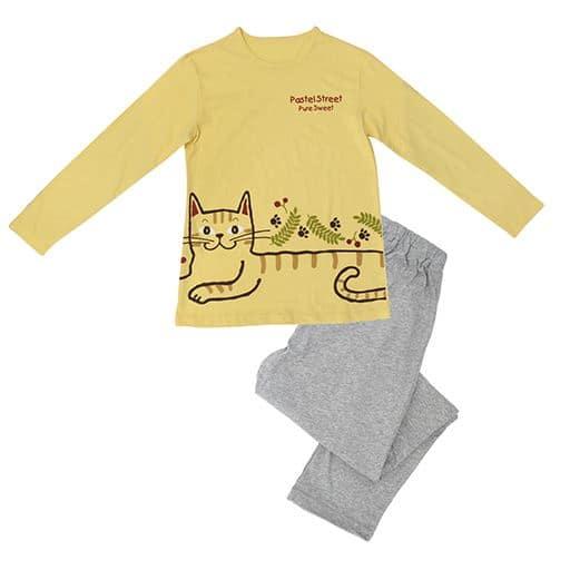 【SALE】 【レディース】 レディスプリントTタイプパジャマの通販