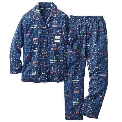 40%OFF【レディース】 CRAFTHOLIC ニットシャツパジャマ - セシール