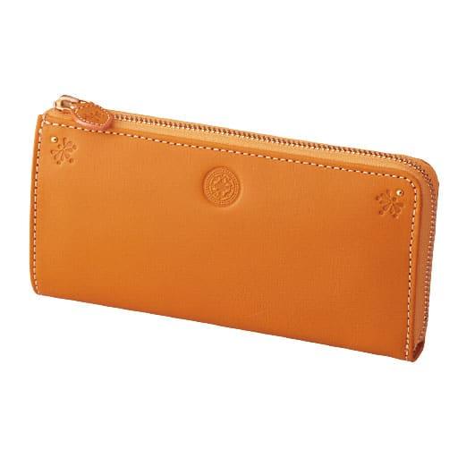【レディース大きいサイズ】 L型長財布(本革)の通販