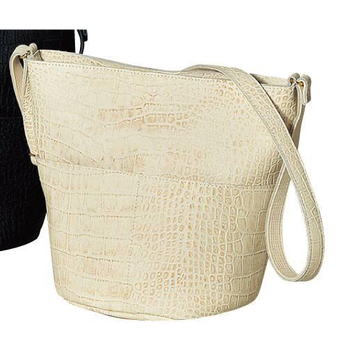 【SALE】 本革バケツ型バッグ(日本製) – セシール