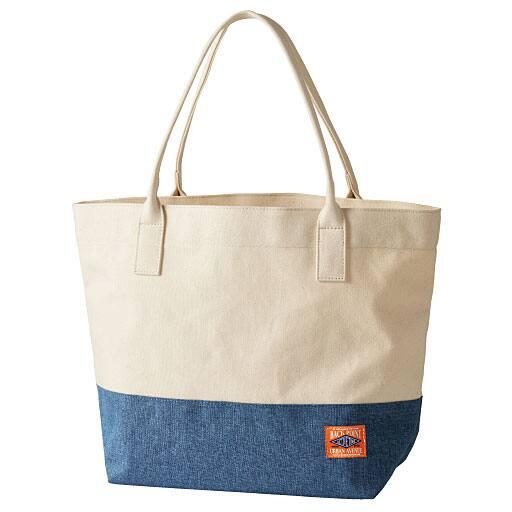 キャンバストートバッグ – セシール