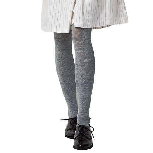 【SALE】 【レディース】 綿混タイツ – セシール