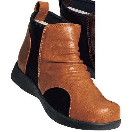 【SALE】 シークレットインソールショートブーツの通販