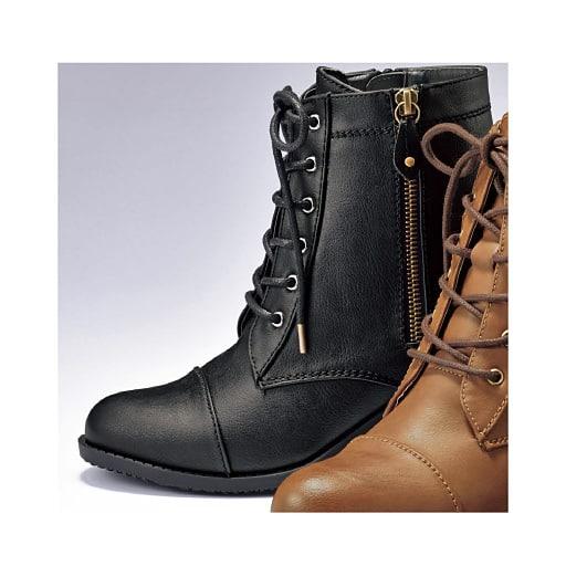 【SALE】 ふんわり中敷きの蓄熱保温防水ブーツの通販
