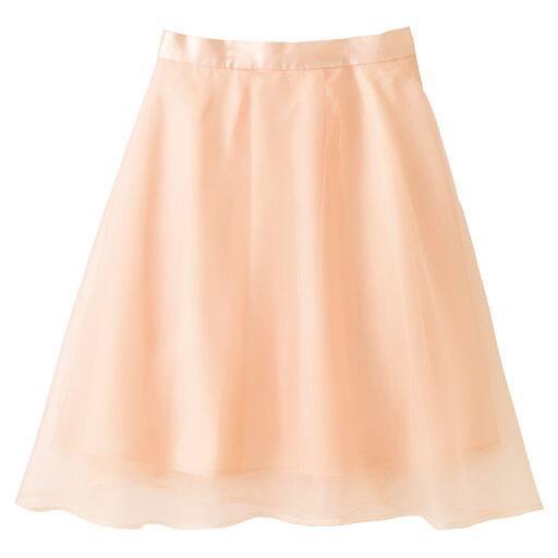 【SALE】 【レディース】 オーガンジースカート