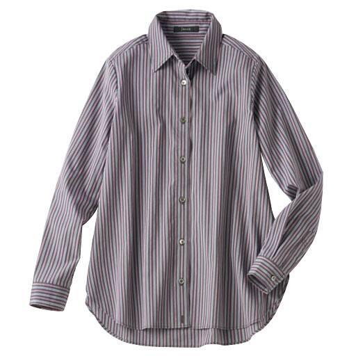 【SALE】 【レディース】 2WAYレジメンタルシャツの通販