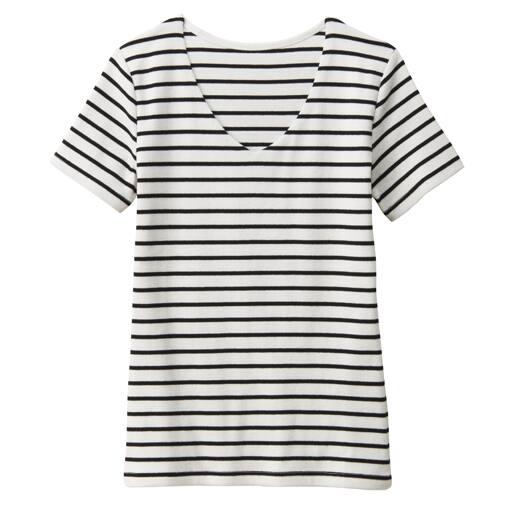 【SALE】 【レディース】 WフロントテレコTシャツの通販