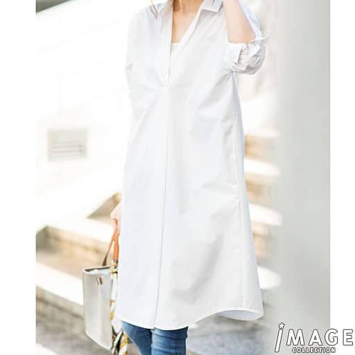 【SALE】 【レディース】 チュニックスキッパーシャツの通販