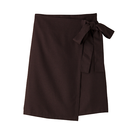 【SALE】 【レディース】 ラップ風スカート