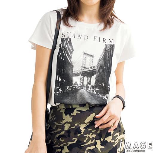 【SALE】 【レディース】 フォトプリントTシャツの通販