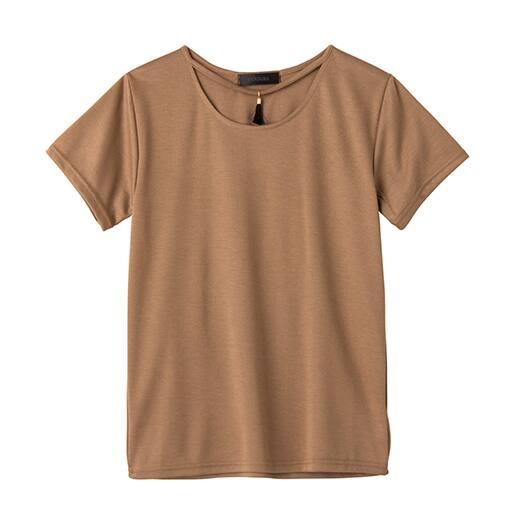 50%OFF【レディース】 ネックレス風Tシャツ