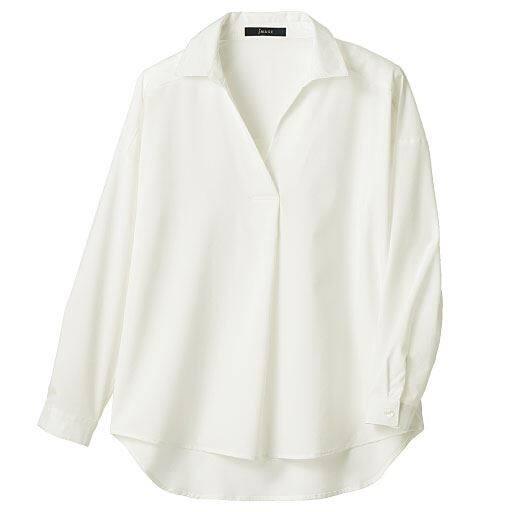 【レディース】 スキッパーシャツの通販