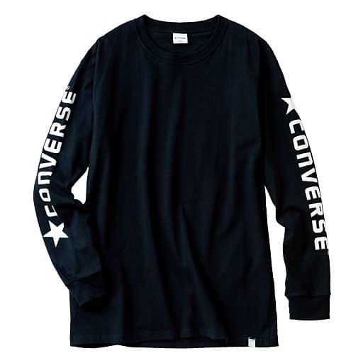 【レディース】 コンバース ユニセックスプリントTシャツの通販