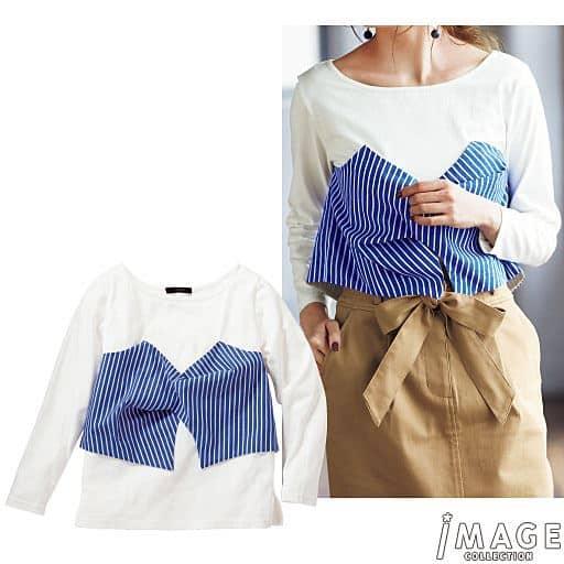 【レディース】 ビスチェTシャツ