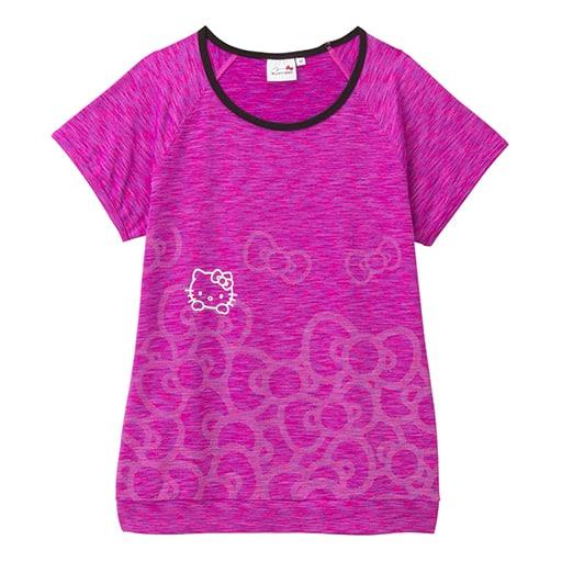【レディース】 ハローキティ プリントTシャツの通販