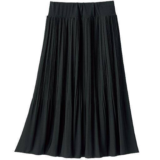 30%OFF【レディース】 ジャージプリーツスカート