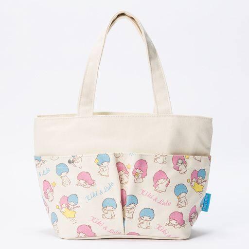 サンリオキャラクターランチトートバッグ