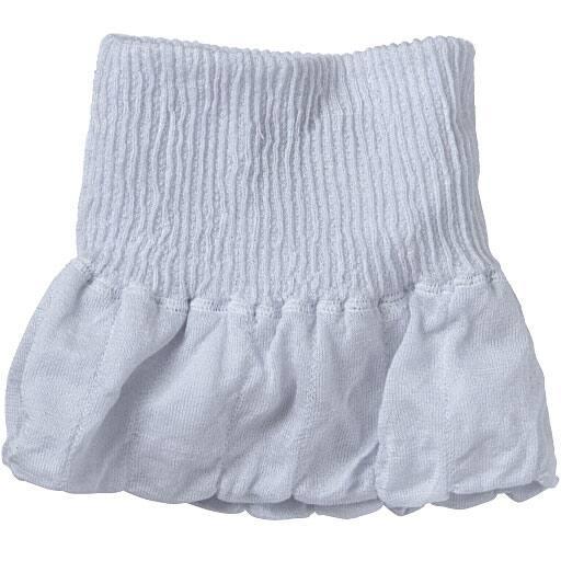 首もとあったかシルク混衿元カバー(日本製) – セシール