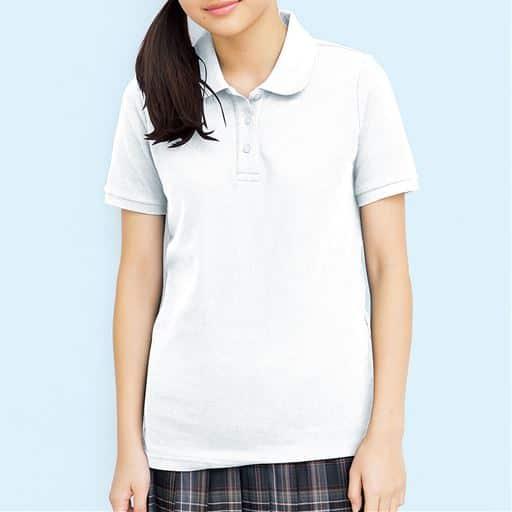 【ティーンズ】 ポロシャツ(吸汗・速乾・抗菌防臭)