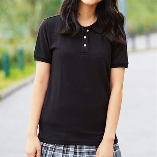 【ティーンズ】 ポロシャツ(吸汗・速乾・抗菌防臭)の通販