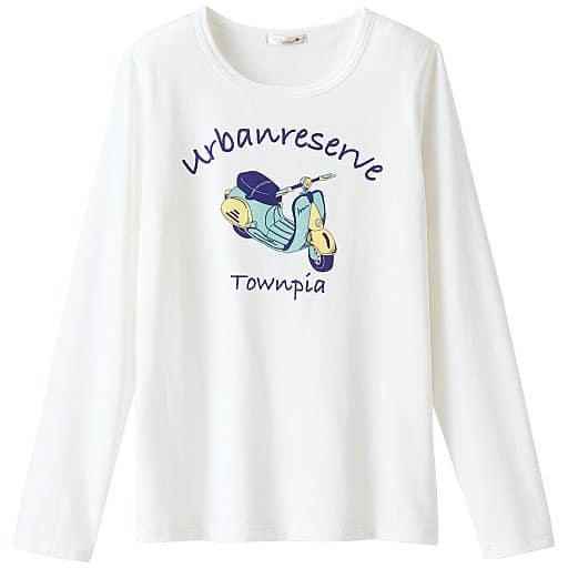 【SALE】 【ティーンズ】 グラフィック長袖Tシャツの通販
