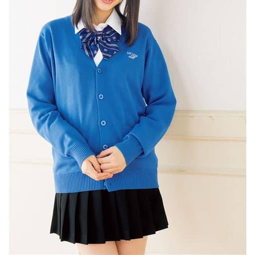 【ティーンズ】 LIZ LISA doll Vネックニットカーディガン(スクール・制服)
