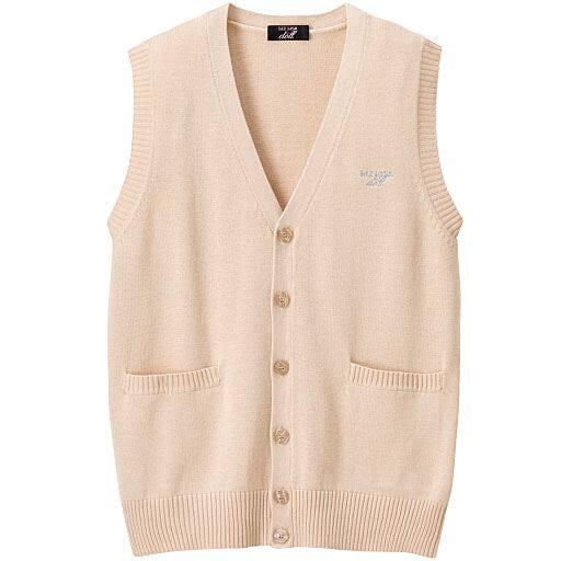 【ティーンズ】 LIZ LISA doll Vネックニットベスト(スクール・制服)の通販