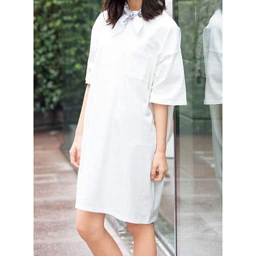【SALE】 【ティーンズ】 ビッグシルエットTシャツ(バンダナ付き)の通販