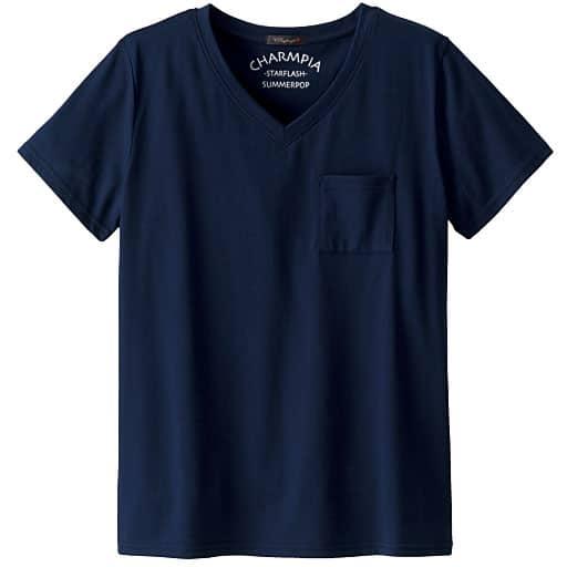 【ティーンズ】 シンプルVネックTシャツの通販