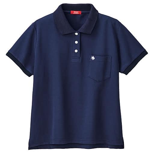 【ティーンズ】 POLO BCS 半袖ポロシャツ(スクール・制服)