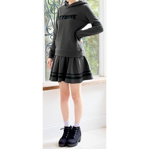 【SALE】 【ティーンズ】 パーカー&スカート