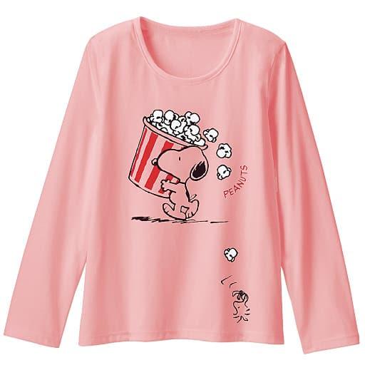 【SALE】 【ティーンズ】 長袖Tシャツ(SNOOPY)の通販