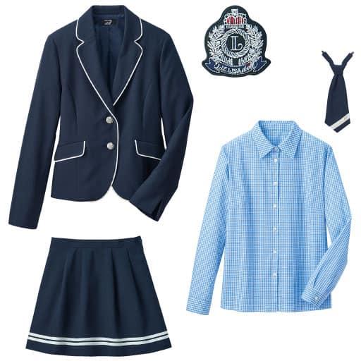 【ティーンズ】 スーツ5点セット(LIZ LISA doll) – セシール
