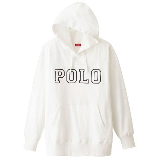 【ティーンズ】 POLO BCS 綿100%長袖プルオーバーパーカー(スクール・制服)の通販