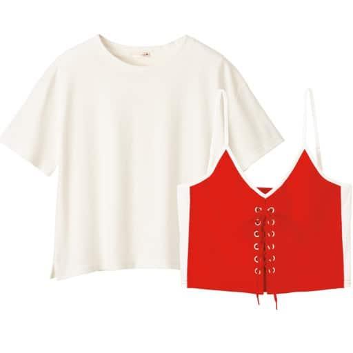 【ティーンズ】 ビスチェ&Tシャツの通販
