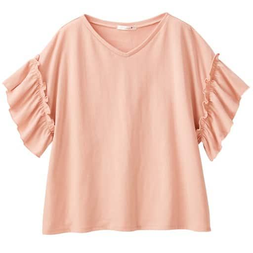 【ティーンズ】 袖フリルTシャツの通販