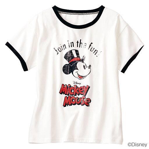 【ティーンズ】 キャラクターTシャツ(ディズニー)の通販