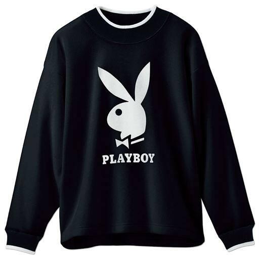 【ティーンズ】 裏起毛プルオーバー(PLAYBOY bunny)