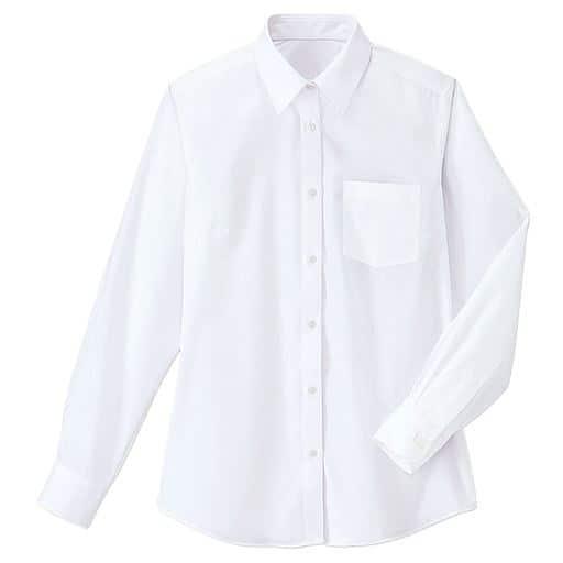 【ティーンズ】 抗菌防臭&形態安定 長袖シャツ(スクール・制服) - セシール
