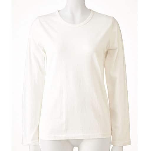 【レディース】 長袖Tシャツ(型崩れしにくい 綿100%SZTシャツ)の通販