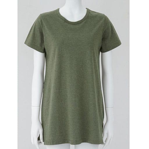 【レディース】 半袖Tシャツ・Aラインタイプ(型崩れしにくい 綿100%SZTシャツ)の通販