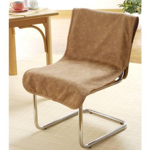 椅子カバー同色4枚組