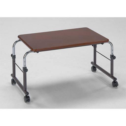 <セシール> 座椅子に座って使える 伸縮式フロアテーブル <サイズ>F
