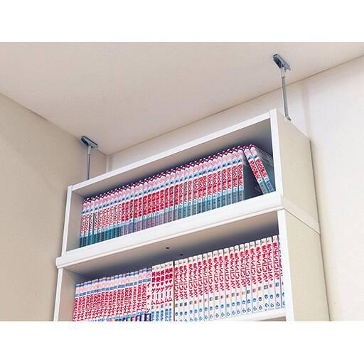 【棚板標準タイプ】オーダー突っ張り幅15-70x高さ65x奥行46(ラージ)