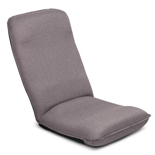 姿勢を保ち腰をいたわるヘッドリクライニング座椅子 – セシール