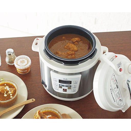 家庭用マイコン式電気圧力鍋 – セシール