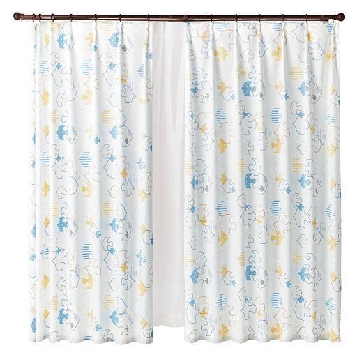 遮熱プリントカーテンの商品画像