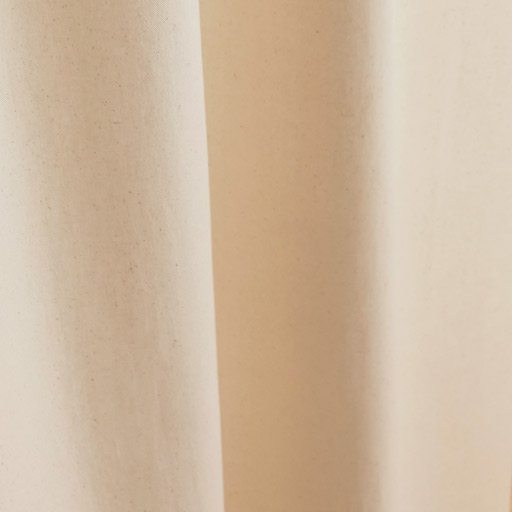 綿100%のコットンカーテン – セシール
