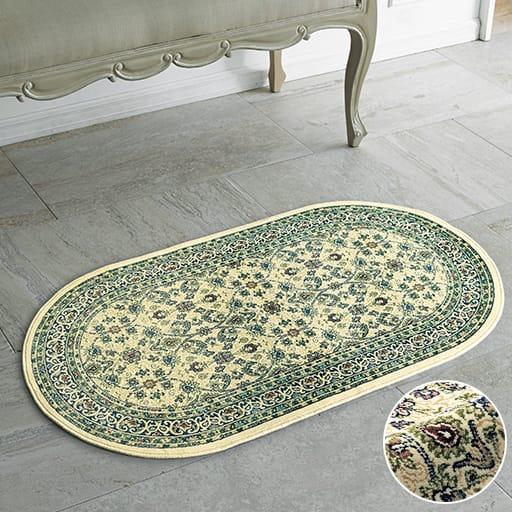 モケット織りインテリアマット(玄関マット)の写真