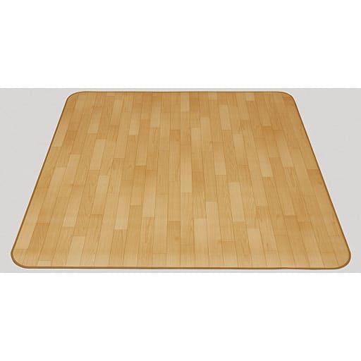 消臭抗菌防ダニ仕様のダイニングラグ (水をこぼしても拭くだけ、お手入れ簡単、床(フローリング)の傷から守る) – セシール